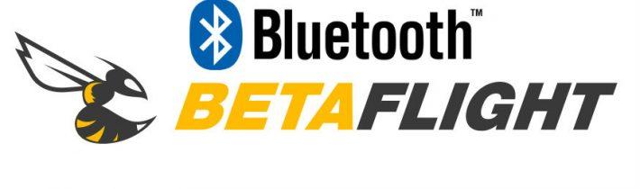 Betaflight a BLE bluetooth